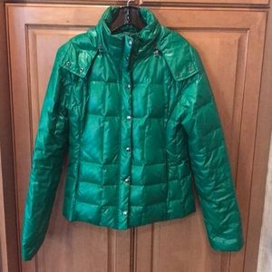 Marc By Marc Jacobs Jackets & Coats - Marc NY size M Green nylon pufff jacket